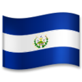 Flag: El Salvador on LG G5
