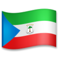 Flag: Equatorial Guinea on LG G5