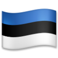 Flag: Estonia on LG G5