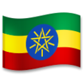 Flag: Ethiopia on LG G5