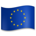 Flag: European Union on LG G5