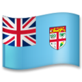 Flag: Fiji on LG G5