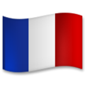 Flag: France on LG G5