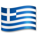 Flag: Greece on LG G5
