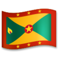 Flag: Grenada on LG G5