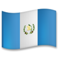 Flag: Guatemala on LG G5