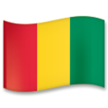 Flag: Guinea on LG G5