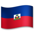 Flag: Haiti on LG G5