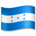 Flag: Honduras on LG G5