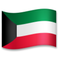 Flag: Kuwait on LG G5
