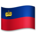 Flag: Liechtenstein on LG G5