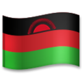 Flag: Malawi on LG G5