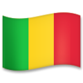 Flag: Mali on LG G5