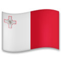 Flag: Malta on LG G5