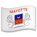 Flag: Mayotte on LG G5