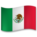 Flag: Mexico on LG G5