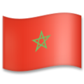 Flag: Morocco on LG G5