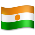 Flag: Niger on LG G5