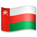 Flag: Oman on LG G5