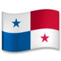 Flag: Panama on LG G5