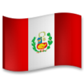 Flag: Peru on LG G5