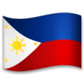 Flag: Philippines on LG G5