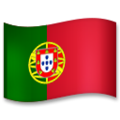 Flag: Portugal on LG G5
