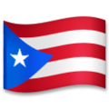Flag: Puerto Rico on LG G5