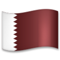 Flag: Qatar on LG G5