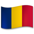 Flag: Romania on LG G5