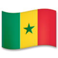 Flag: Senegal on LG G5
