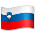 Flag: Slovenia on LG G5