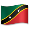 Flag: St. Kitts & Nevis on LG G5