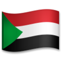 Flag: Sudan on LG G5