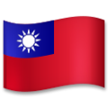 Flag: Taiwan on LG G5