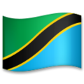 Flag: Tanzania on LG G5