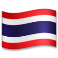 Flag: Thailand on LG G5