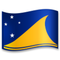 Flag: Tokelau on LG G5