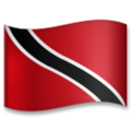 Flag: Trinidad & Tobago on LG G5