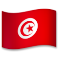 Flag: Tunisia on LG G5