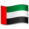 Flag: United Arab Emirates on LG G5