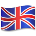 Flag: United Kingdom on LG G5