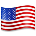 Flag: United States on LG G5