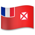 Flag: Wallis & Futuna on LG G5