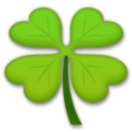 Four Leaf Clover on LG G5