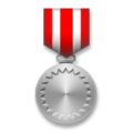 Military Medal on LG G5
