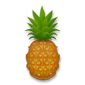 Pineapple on LG G5