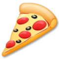 Pizza on LG G5