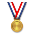 Sports Medal on LG G5