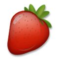Strawberry on LG G5